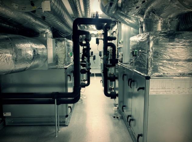 IV-konehuone